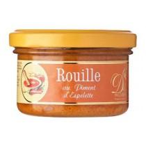 Delices Du Luberon Rouille with Espelette Piment (3.1 oz/90g)