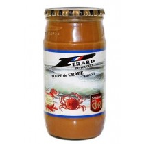 Crab Soup from Pérard (780g-27.5oz)