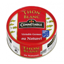 White Germon tuna nature Connectable