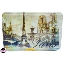 "Cookie Tin Box ""Paris"""