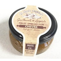 White Fig Fruit Spread for Goat Cheeses - Folies fromages