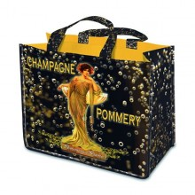 French Pommery Champagne Shopping bag