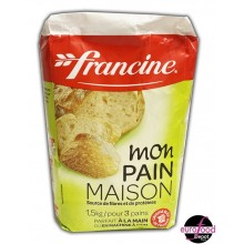 Francine Flour for bread (1.5kg/3.3 Lb)