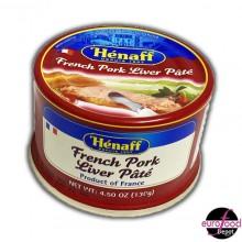Hénaff Pork Liver Paté (130g /4.5 oz)