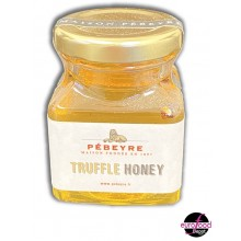 Truffle Honey from P.Pebeyre in France (120g- 4.23 oz)