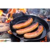 Duck Sausage With Figs & Brandy Fabrique Delices -4 Link Pack